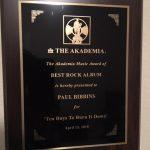 Best Rock Album APRIL 2018